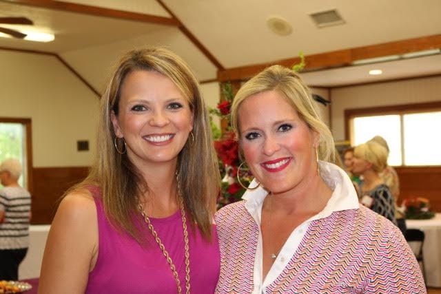 LeAnn and Allison Spring Social 2016